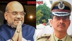 Forced retirement of three IPS officers from Home Ministry