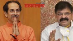 Jitendra Awhad  reply to BJP leaders criticizing Chief Minister Uddhav Thackeray through poem