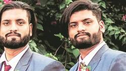 twin brothers died of covid 19 with hours in meerut uttar pradesh