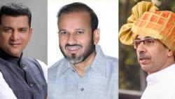 congress may remove aslam shaikh and k c padvi from cabinet