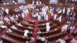 tmc mp santanu sen suspended for monsoon session of parliament