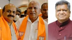 jagdish shettar steps out of new chief ministers cabinet