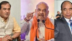 after amit shah call assam and mizoram cm ready for dialogue