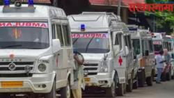RTO orders to Keep ambulance sirens off at night