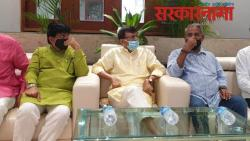 Sanjay Raut's warning to NCP on the politics of no-confidence motion in Khed