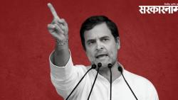 congress leader rahul gandhi slams modi government over farmers agitation