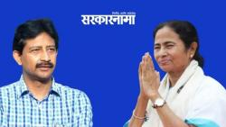 Another blow to Mamata Banerjee forest minister resigns
