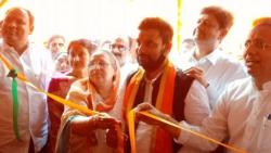 Crowd of BJP workers at MP Dhairyashil Mane program .jpg