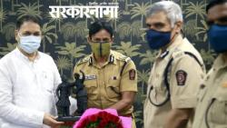 Plan immediate measures to curb rising crime in Pimpri : Home Minister Walse Patil