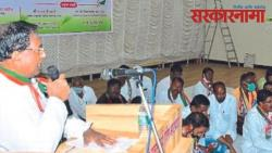 NCP will contest elections on its own in Atpadi taluka