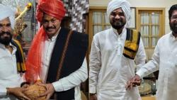 Manohar Mama's popularity increased due to visit of big leaders
