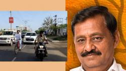 Subhash-Deshmukh-on-cycle