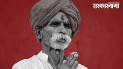 Sambhaji Bhide came to Vadu Budruk after seven years