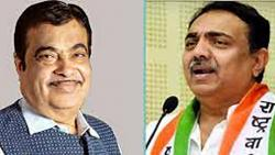 NCP's Jayant Patil gives Gadkari the title of 'Highway Man'