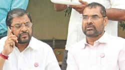 Raju Shetty and I went to the same village; But our roads are different