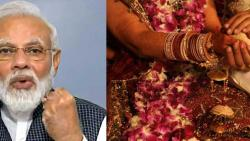 PM narendra modi hints to increase girl's marriage age