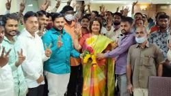 Nita Dhamale will win in Pune Graduation: Activists claim