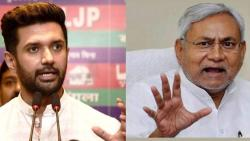 Bihar CM is stopped envisioning policies and become saturated says Chirag Paswan