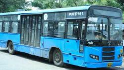 Bus service from Tuesday on twelve routes in Pimpri Chinchwad