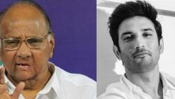 Sharad Pawar's criticism of BJP over Sushant Singh case