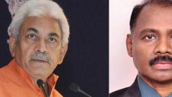 Manoj Sinha as Lieutenant Governor of Jammu and Kashmir
