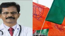 dmk president m k stalin and other parties oppose abvp president apoointment on aiims