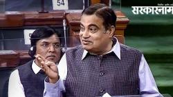 The headmaster punished and Nitin Gadkari decided to learn speech