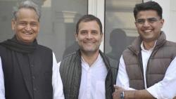 senior leaders of congress are trying to persuade sachin pilot after revolt