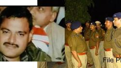 police officer suspended in connection with gangster vikas dubey seeks protection
