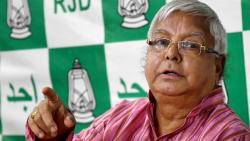 Lalu Prasad Yadav health worsens to be shifted in new delhi aiims