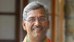 uttarakhand chief minister in self quarantine