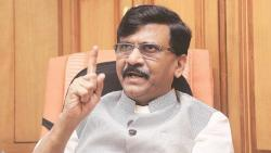 shivsena leader sanjay raut questions ncb interrogation in sushants case