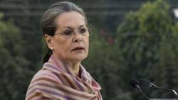 sonia gandhi will be interim president of congress till new president elected