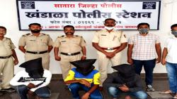 Robbery Gang arrested In Khambatki Ghat
