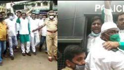Bhiwandi Police Arrested MIM Workers Going to Gherao CM Residence