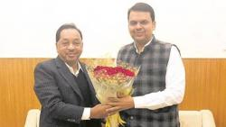 Devendra Fadnavis supported Narayan Ranes comment about CM