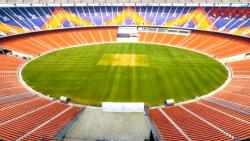 worlds biggest cricket stadium inaugurated in gujarat by president