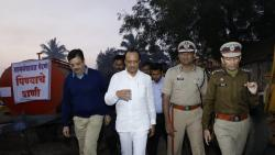 Deputy Chief Minister Ajit Pawar Fully Active Again