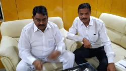 Long Friendship Between MLA Dilip Bankar and Rambhau Malode