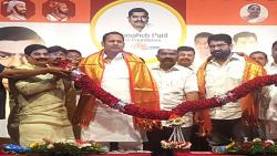 Maratha leaders in Maharashtra should put aside their political clout and come together for the Maratha community says Narendra patil