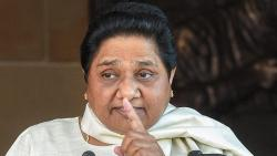 Mayawati not confident about Rajashthan Congress Governments Stability