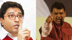 Until then, there is no alliance with Raj Thackeray: Fadnavis