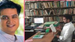 Rohit Pwar -Vallabh Benke NCP start study in assemly library