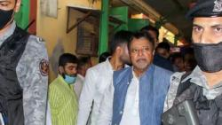 Security of TMC leader Mukul Roy has been withdrawn