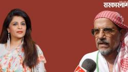 bjp leader shazia ilmi files complaint against bsp ex mp akbar ahmed