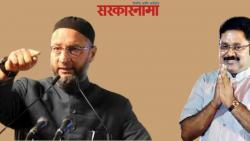 asaduddin owaisi will contest tamil nadu election with t t v dinakaran