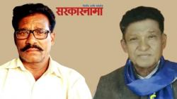 Former Sarpanch of Varnavad Gunaji Randhir and former Gram Panchayat member Janardan Randhir passed away due to corona