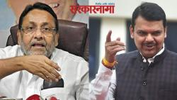 Minister Nawab Malik criticise bjp and devendra fadanvis