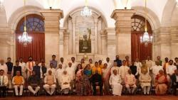 in new union cabinet 33 ministers have criminal background