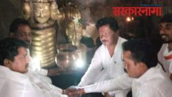 Shivsena leader Devram Lande and His opponents will also join the NCP